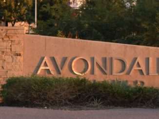 City of Avondale sign